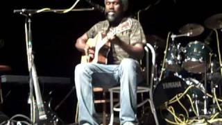 Corey Harris at The Sunrise Theatre Everybody Oughta Make a Change