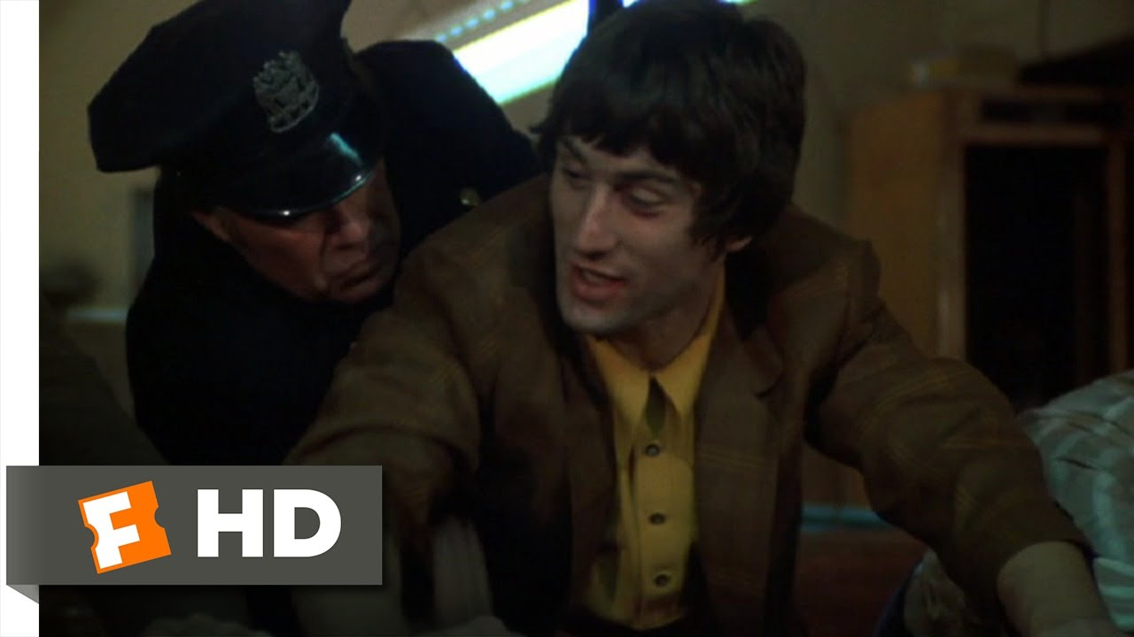 Download Mean Streets (4/10) Movie CLIP - Busted (1973) HD