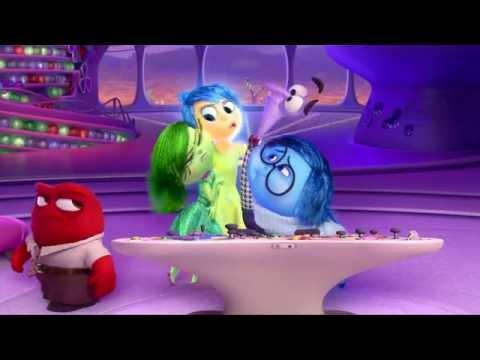 Inside Out Teaser Trailer UK - Official Disney Pixar | HD