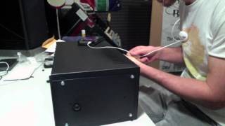 Rack Mounting an API Lunchbox