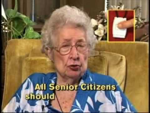 Interview A Senior Citizen