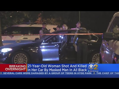 Woman Slain In Belmont Cragin Carjacking