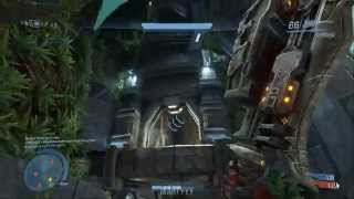 Halo: Online Gameplay - Epic Gravity Hammer Killing Spree (Slayer/SWAT)
