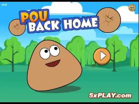 Pou Back Home - 5Xplay.com Longplay
