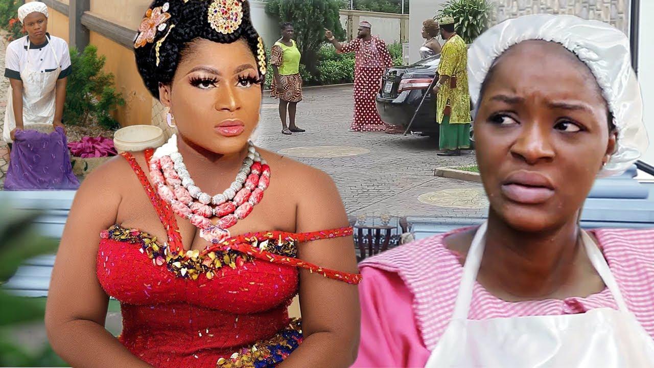 Download The Princess & Her Maid Complete Season - Destiny Etiko  2020 Latest Nigerian Movie