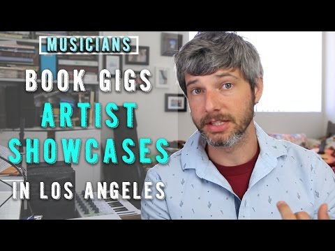 Booking Gigs in LA : Musics Groups & Communities