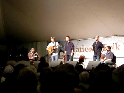 Bua gibberish song, National Folk Festival 2010, Butte MT