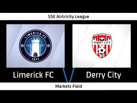 Highlights: Limerick FC 1-1 Derry City
