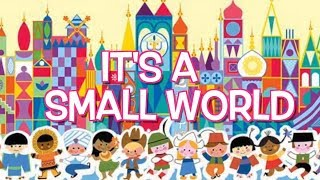 Come and sing It's a Small World with Sumi n Wonderland! And try gr...