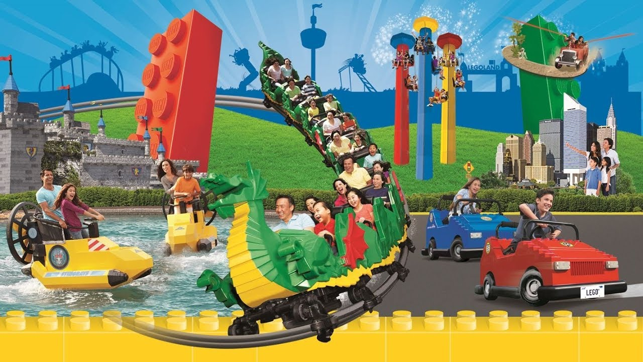 Legoland New York Announcement And Launch Event In Goshen