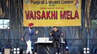 Anand Arora at Vaisakhi Mela 2021