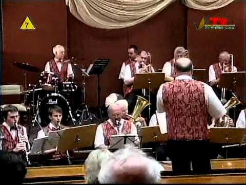 Du schwarzer Zigeuner / Graj piękny (czarny) cyganie - Orkiestra Dęta Lubawka