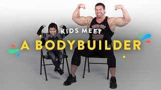 Baixar Kids Meet a Body Builder | Kids Meet | HiHo Kids