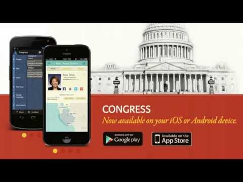 The Sunlight Foundation's App Is Perfect For Yelling At Your Congressperson