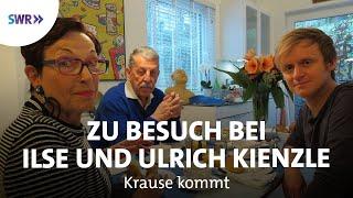 Zu Besuch bei Ilse und Ulrich Kienzle  | Krause kommt