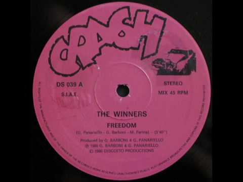 "THE WINNERS - FREEDOM (ORIGINAL 12"" VERSION) (℗1986)"