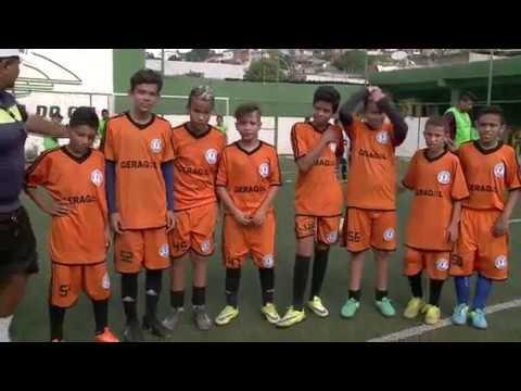 Geragol - Participante da taça Brasil de Futebol Sete / Society