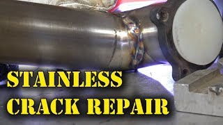 TFS: Stainless Crack Repair