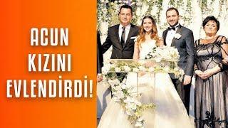 Acun Ilıcalı'nın kızı Banu Ilıcalı'nın düğününe ünlü akını!