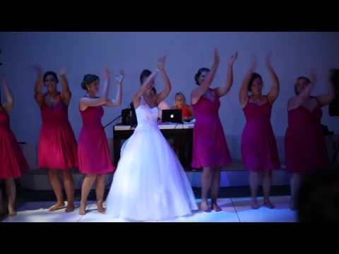 Best Wedding Surprise Dance Ever! Backstreet Boys Grand Finale
