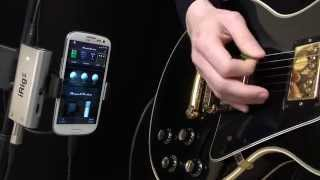 iRig UA - the first universal Android guitar processor/interface(http://www.irigua.com for more information The first universal guitar effects processor and interface for all Android devices Experience near-zero latency guitar ..., 2015-01-21T16:05:51.000Z)