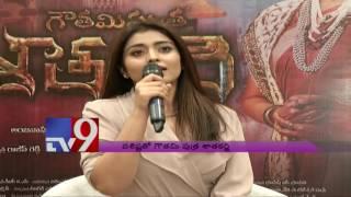 Balakrishna & Shriya share GPSK experience - TV9