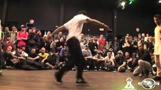 LIL G & LIL KEV vs SUNNI & ABDUL (RAW CIRCLES 2011)