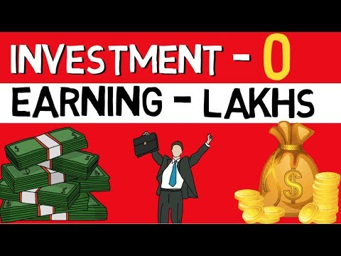 Investment ZERO Earning in LAKHS | New Business Ideas in Hindi | Drop shipping in India