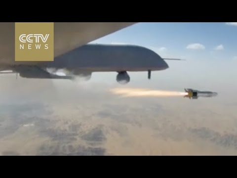 Watch: Exclusive strike video of Rainbow-4, China's home-developed UAV