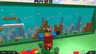 using yoshi and a propeller mushroom in roblox
