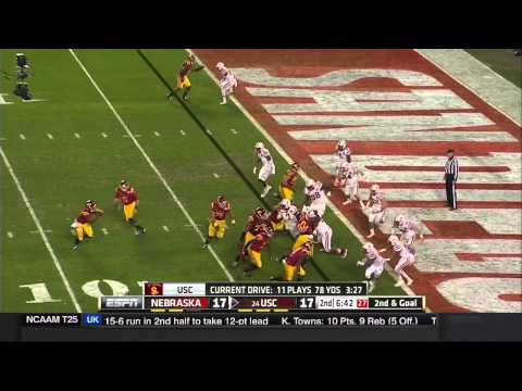 USC 45 , Nebraska 42 - Highlights (12/27/14)