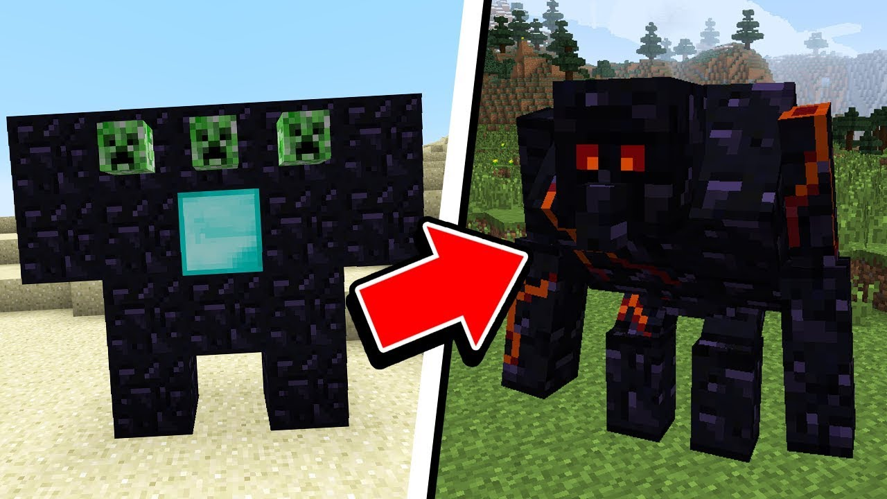 Download Minecraft: CONHEÇA OS NOVOS SUPER MOBS DO MINECRAFT!