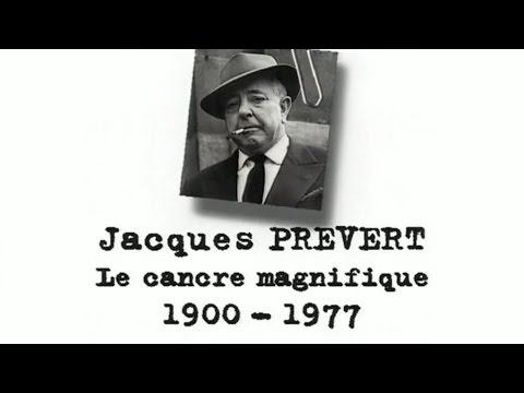 Jacques PRÉVERT – Un siècle d'écrivains : Le cancre magnifique (DOCUMENTAIRE, 1995)