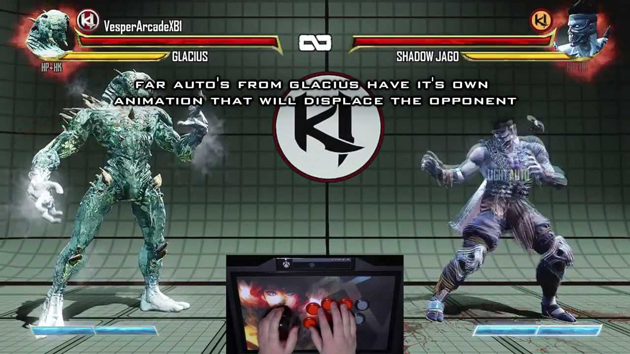 Killer Instinct Tutorial - Chapter 1 Part 1