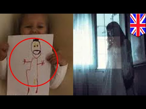 Little girl's imaginary friend will haunt your dreams - TomoNews