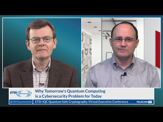 Quantum Computing is a Cybersecurity Problem for Today