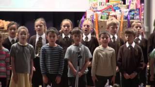 Harvest Festival 2015 Choir
