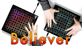 Download Imagine Dragons - BELIEVER // Launchpad Remix Ft. NSG & Romy Wave Mp3