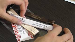видео Этикетки для одежды