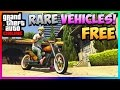 """GTA 5 Online STORE RARE VEHICLES FOR FREE!  Lost &quotWestern Daemon"""" Location! All Consoles 1.371.29"""