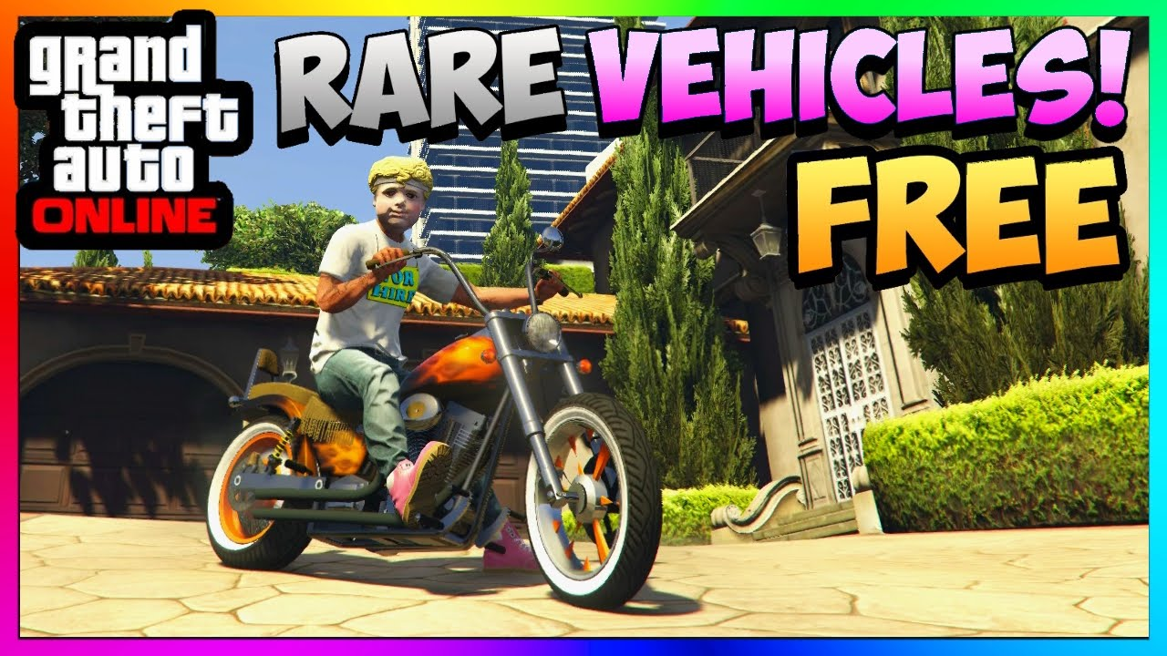 gta 5 online store rare vehicles for free lost western daemon location all consoles. Black Bedroom Furniture Sets. Home Design Ideas