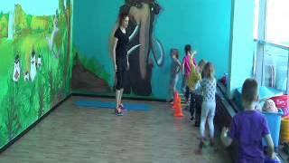 Гетьман Яна, детский фитнес — Onfit Awards 2014