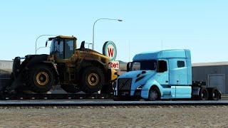 Volvo Construction Equipment | DLC | American Truck Simulator