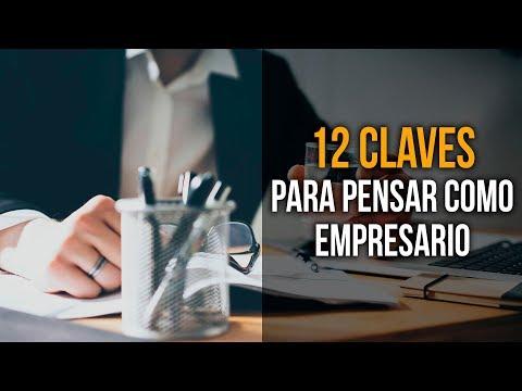 12 Claves para desarrollar una Mentalidad Emprendedora 🧠