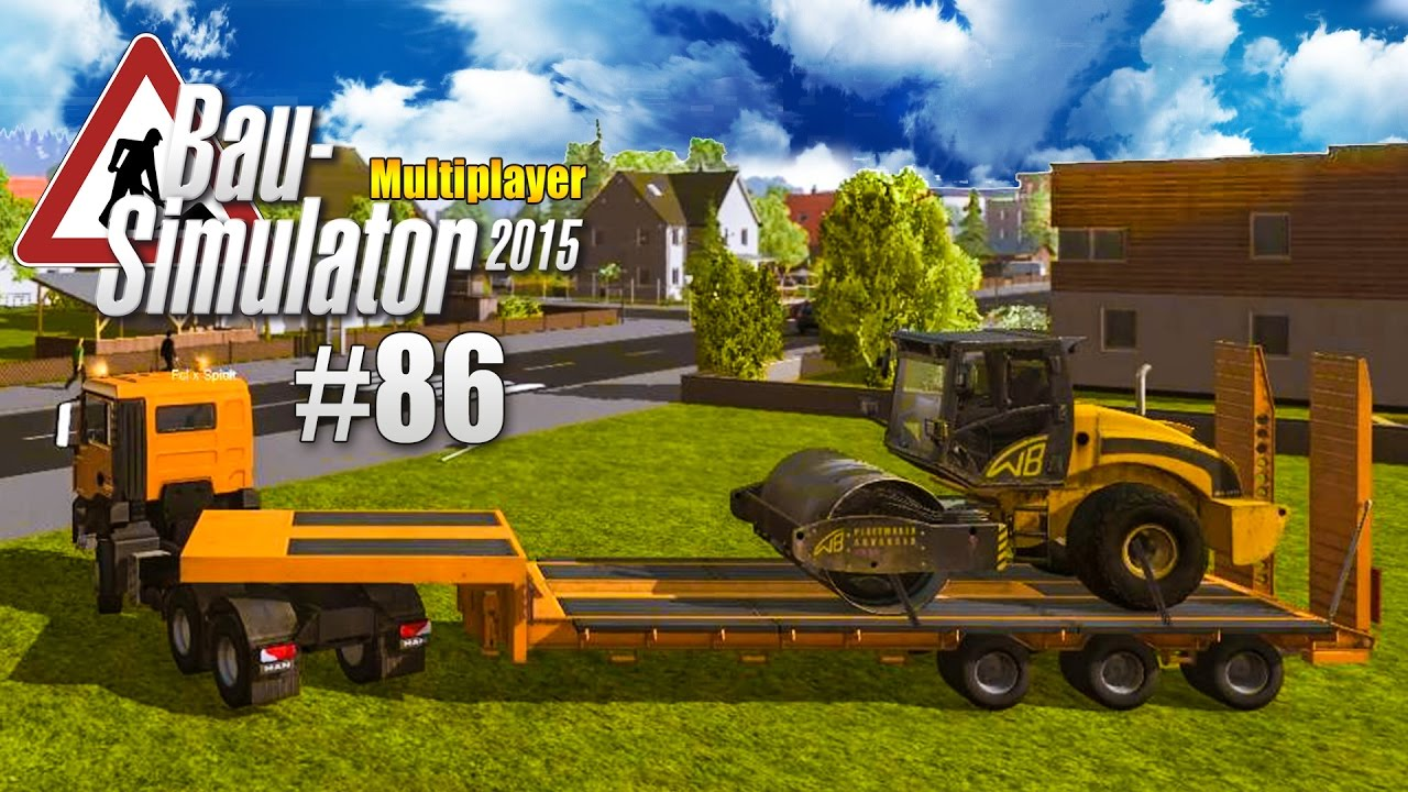bau simulator 2015 multiplayer 086 bodenbearbeitung mit. Black Bedroom Furniture Sets. Home Design Ideas