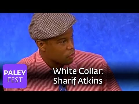 White Collar - Sharif Atkins on Cable vs. Network Shows (Paley Interview)