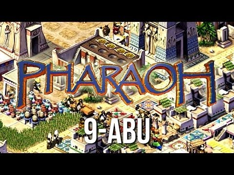 Pharaoh ► Mission 9 Abu (Elephantine) - [1080p Widescreen] - Let's Play Game