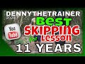 learn the art of skipping with dennythetrainer