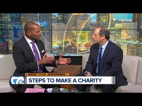 How to Create a Charity