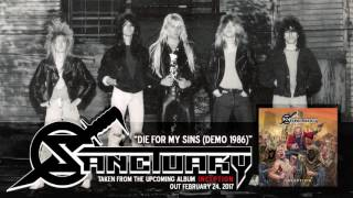 SANCTUARY - Die For My Sins (Demo 1986) (Album Track)